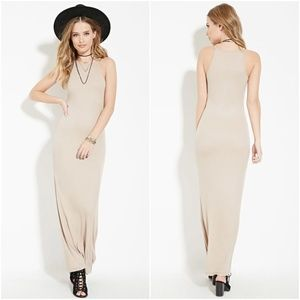 Forever 21 | Ribbed Camisole Maxi Dress